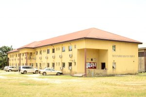 COEWARRI Chief Lecturers Block