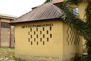 COEWARRI Generator House for Chief Lecturers Block